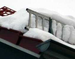 Schneesicherung auch am Niederrehin